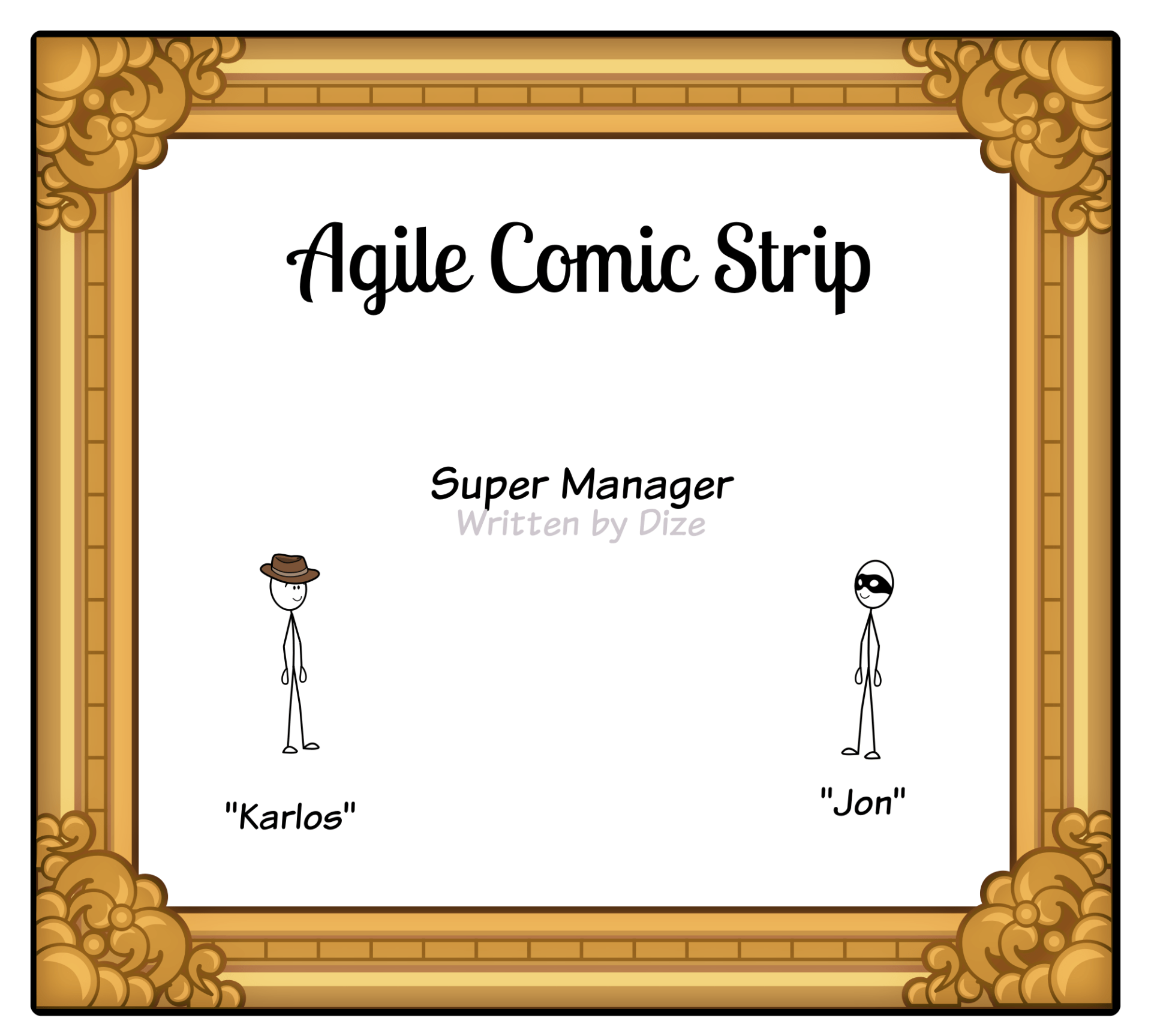 super manager title