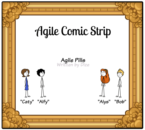 Agile pills